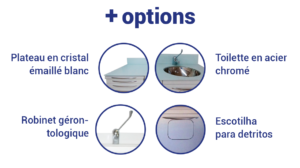 options meuble dentaire